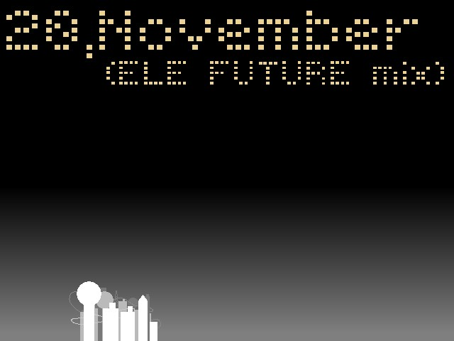 20,November (ELE FUTURE mix)