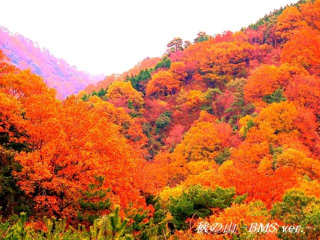 秋の山 -BMS edit-