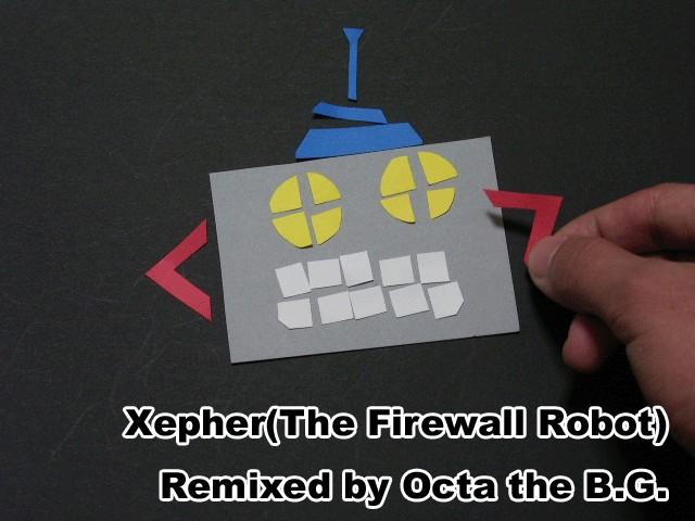 Xepher(The Firewall Robot)